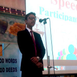 English Elocution Competition 2014