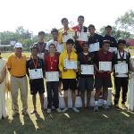 Sports Day 2014 Winners