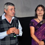 Our trustee, Mr. Neville Mehta and principal Mrs. Manisha Pawar