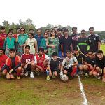 Inter-stream Football Match