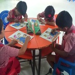 Prince & Barbie Colouring Activity