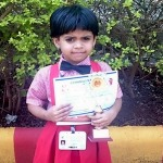 Chinmayanand Mission - Bhagwad Gita Shloka Winner - Jr. Prep